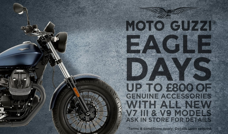 Moto Guzzi Eagle Days